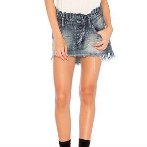One Teaspoon + Le Cult Mini Skirt